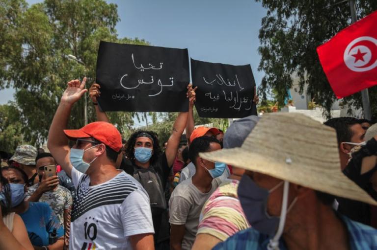 Tunisie : Crise politique (suite)